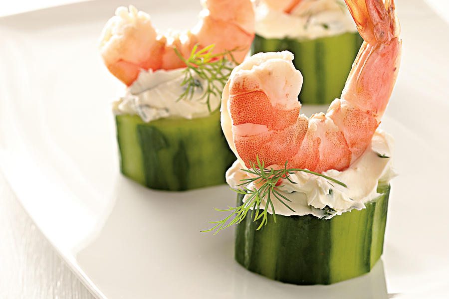 4 Quick Ways to Use Poached Shrimp