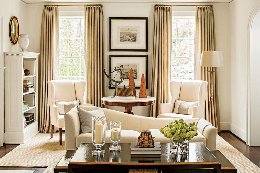 Southern Style Living Rooms Living Room Design Inspirations