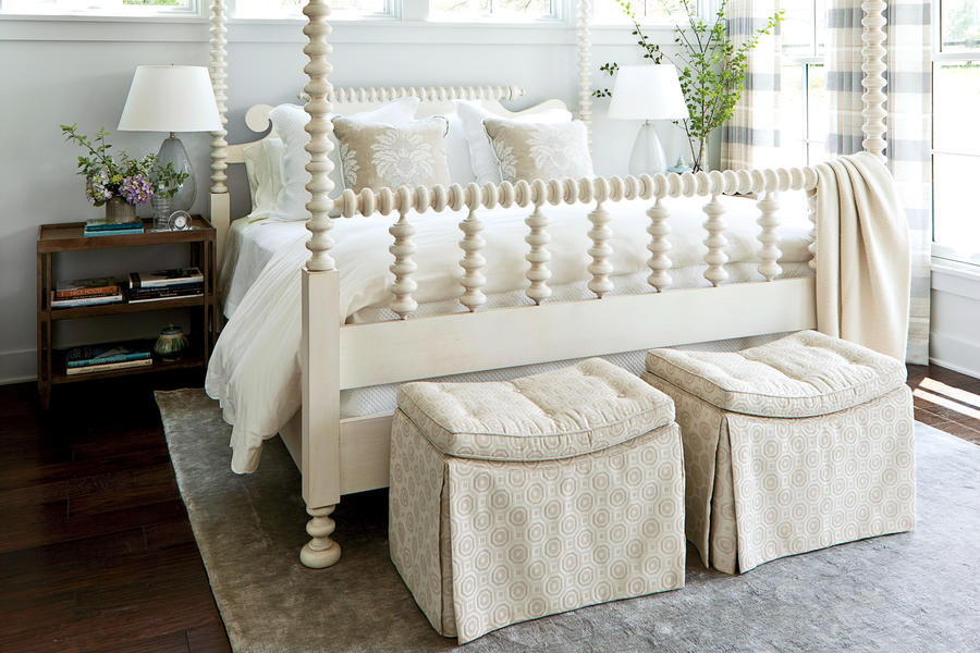 The Master Bedroom