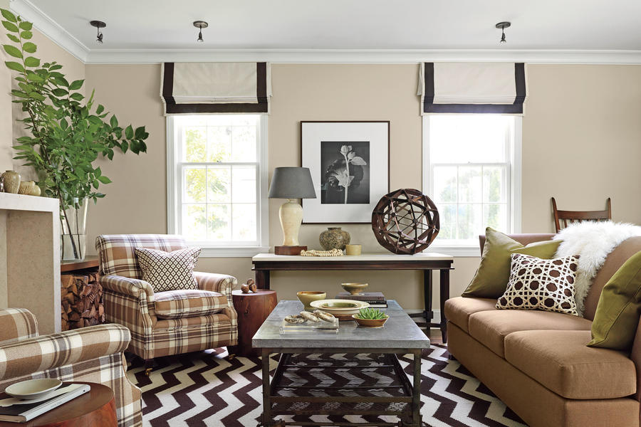 And bold prints 106 living room decorating ideas southern living