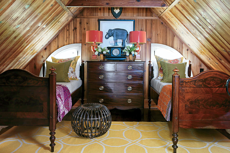 The Guest Room Soulful Historic Home Southern Living