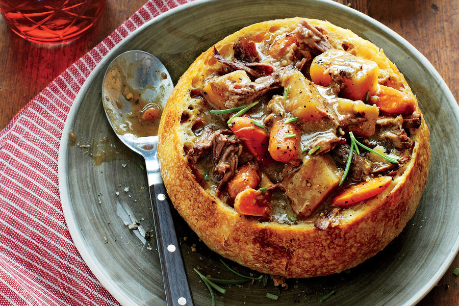 Slow Cooker Recipes: Peppered Beef Soup Recipes