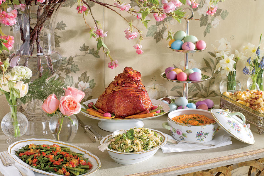 Easy & Elegant Easter Menu