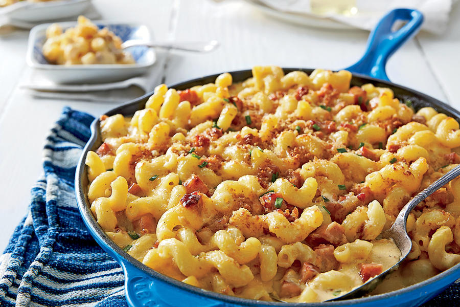 The City and The Country Mac and Cheese