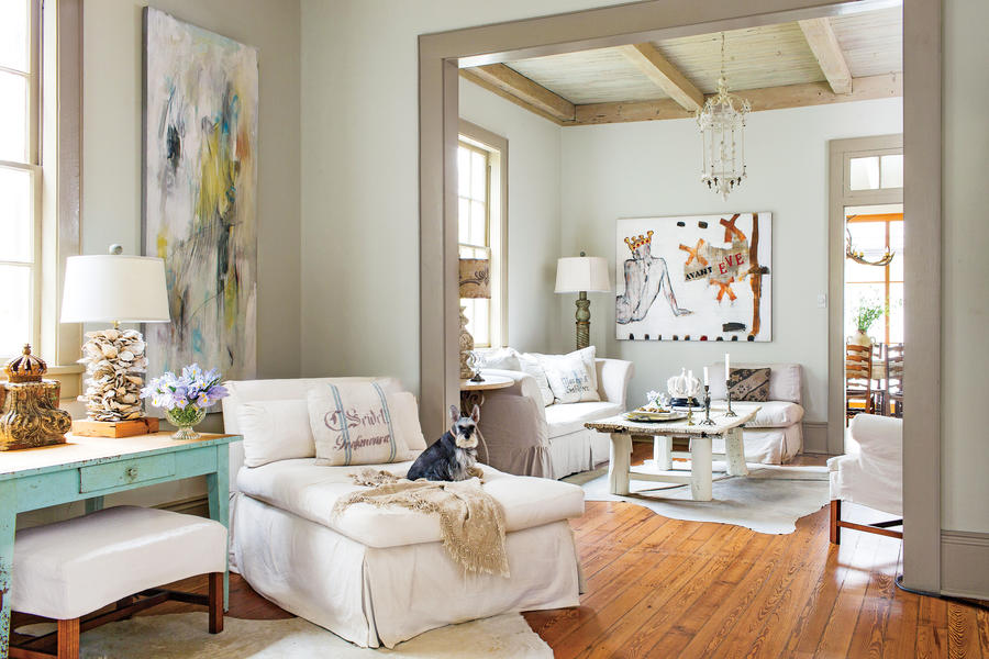 Relaxed Look 106 Living Room Decorating Ideas Southern Living