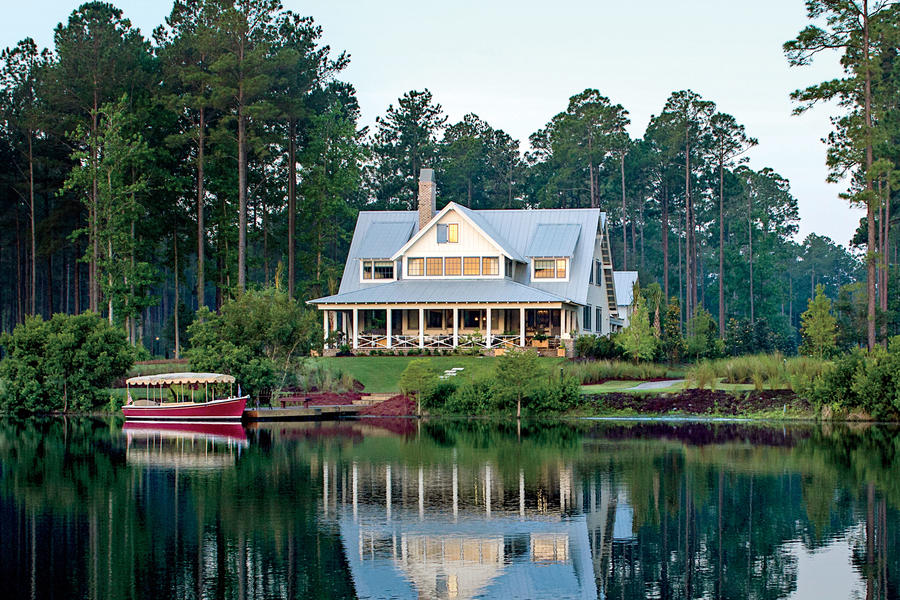 Palmetto Bluff Idea House Photo Tour Southern Living