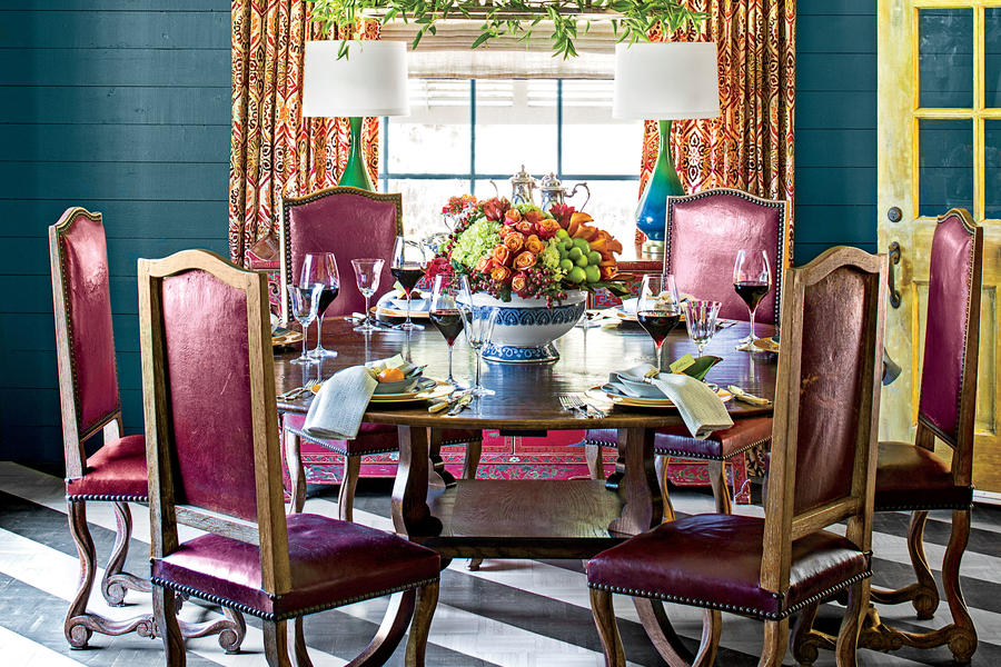 the dining room holiday home decorating southern living