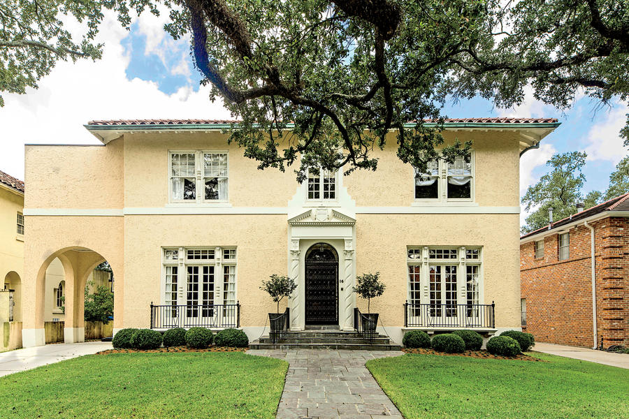 New Orleans Home Exterior