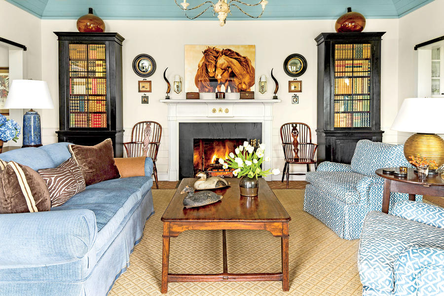 106 living room decorating ideas southern living for 11 x 14 living room
