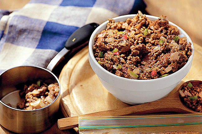 Ground Beef Recipes: Savory Meat Base