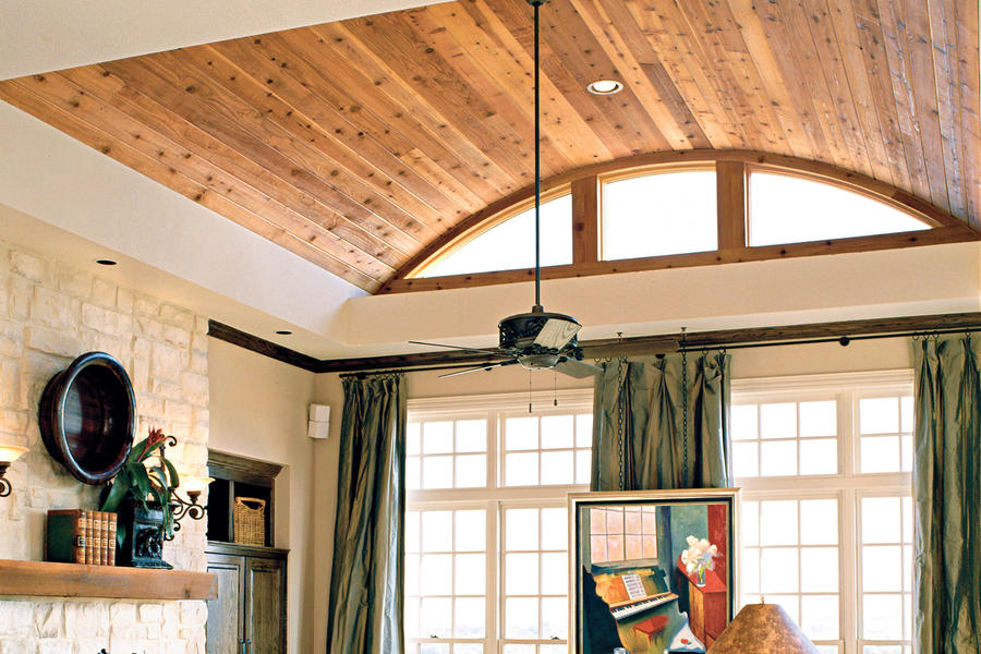 Get Creative With Your Ceiling