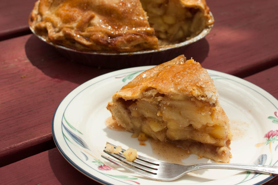 Eat Apple Pie