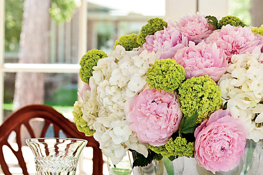 Go All Out with Fresh Flowers