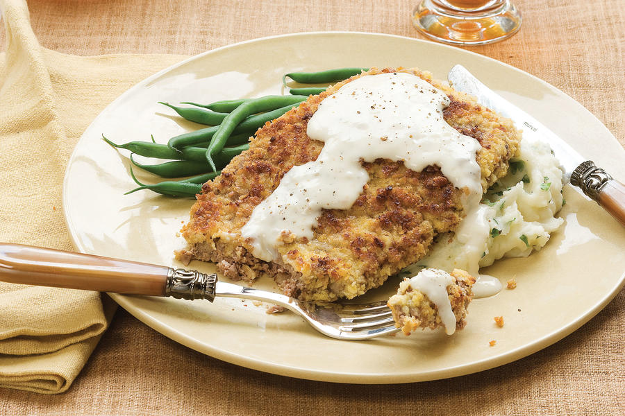 Quick and Easy Southern Recipes: Chicken Fried Steak