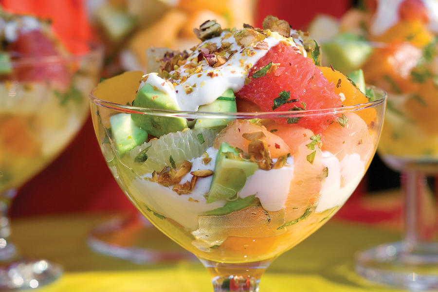 Avocado Fruit Salad
