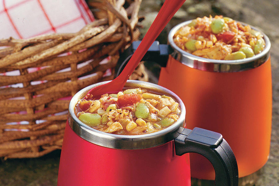 Soup Recipes: Chicken-and-Vegetable Stew
