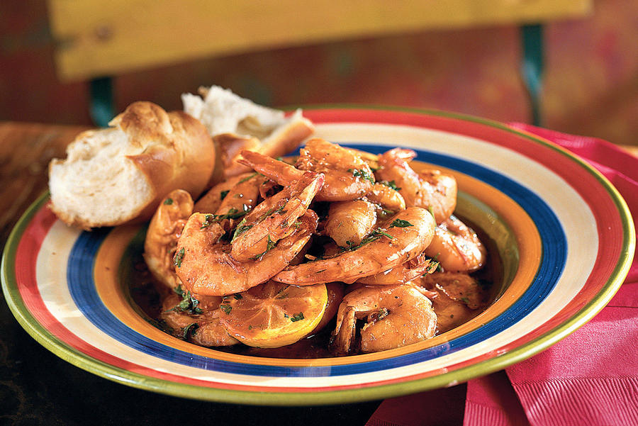 Cajun Recipes: New Orleans Barbecue Shrimp