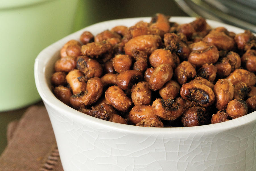 Black-eyed Peas for Munching