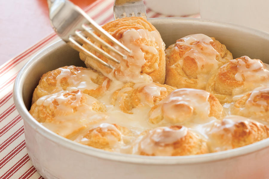 Brunch Recipes: Easy Orange Rolls Recipes