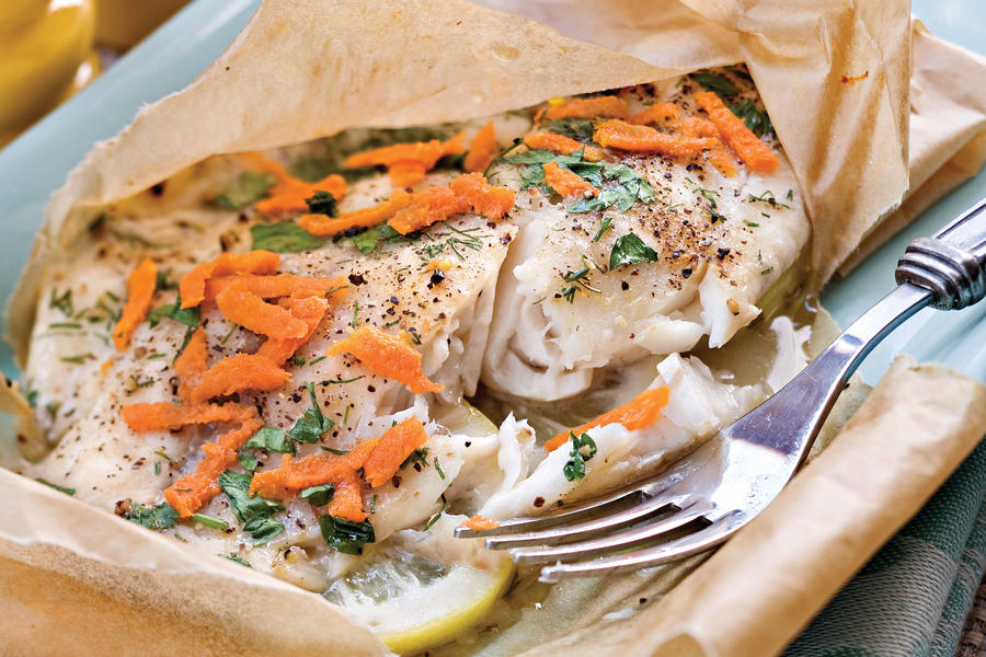 Lemon-Dill Tilapia recipe