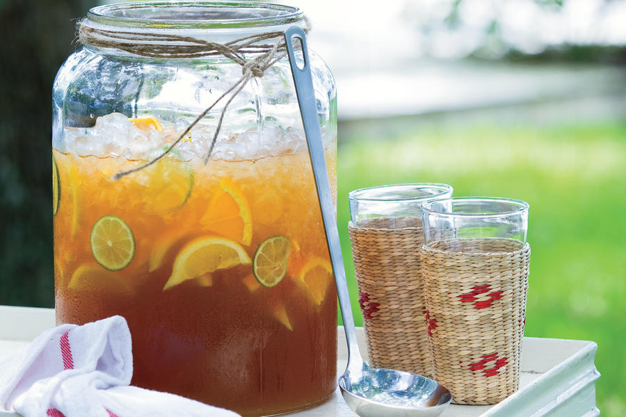 Fourth of July Recipes: Lemonade Iced Tea