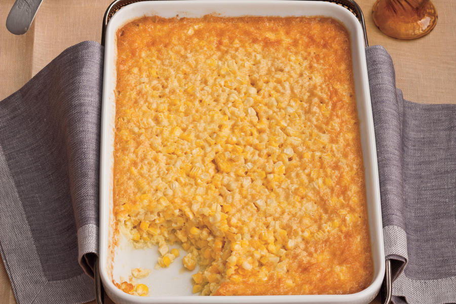 Southern Living Recipe: Tee's Corn Pudding