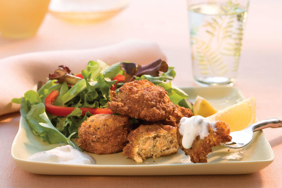 Basic Salmon Croquettes Recipes