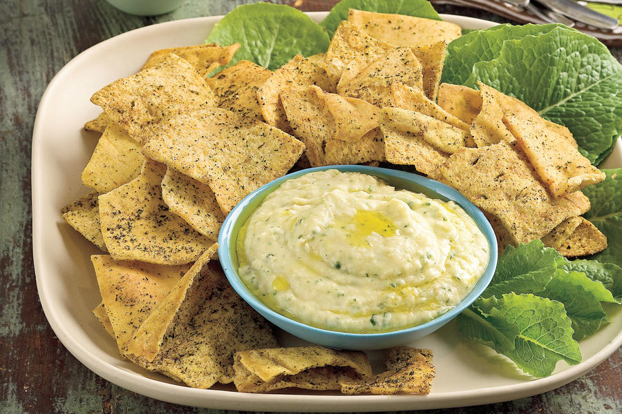 Southwest White Bean Spread Recipe