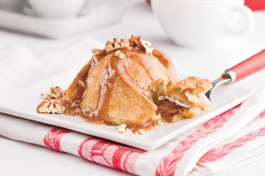 Southern Living Recipe: Classic Apple Dumplings