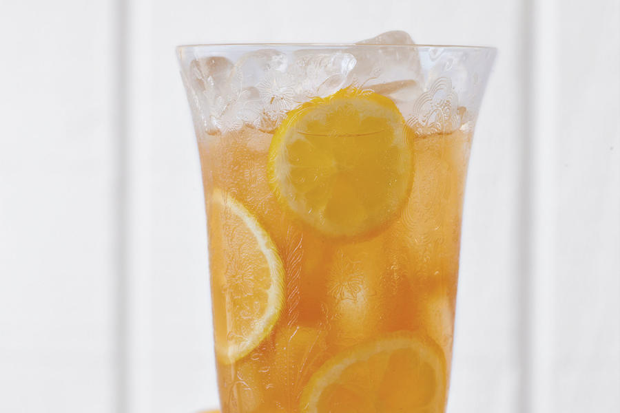 Citrus Sweet Tea