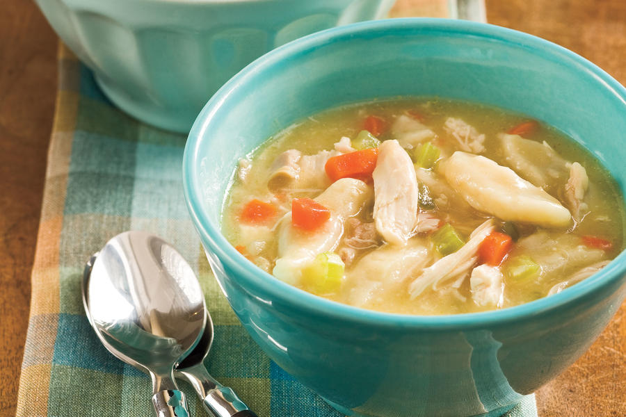 Southern Living Recipe: Easy Chicken and Dumplings