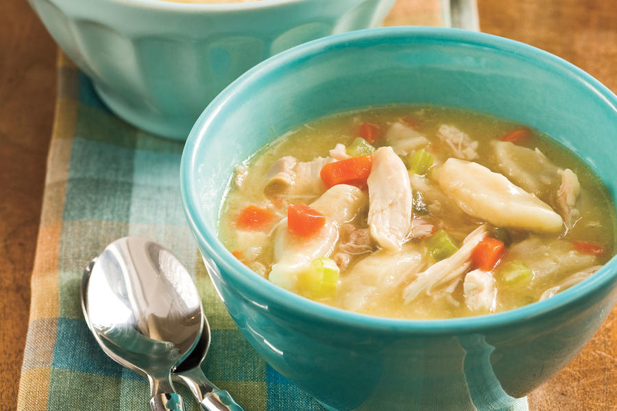 Kid-Friendly Chicken: Easy Chicken and Dumplings