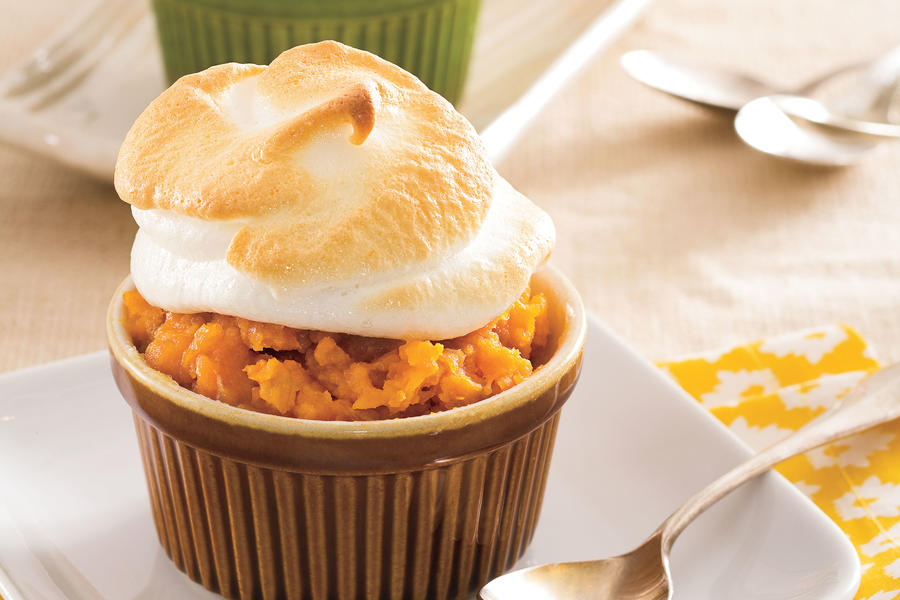 Southern Living Recipe: Maple Sweet Potato Cups