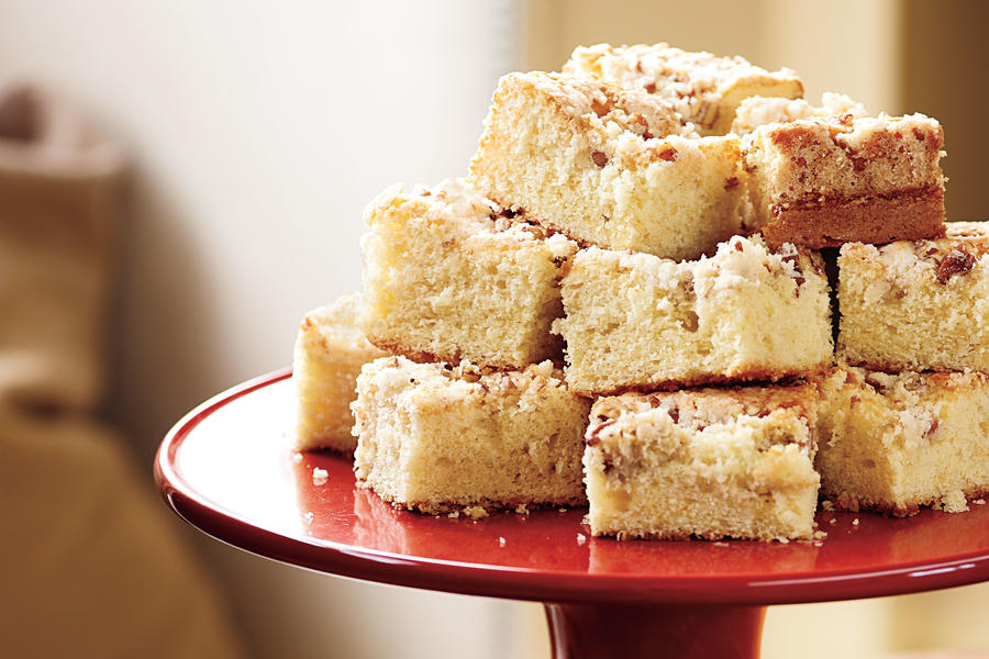 Brunch Recipes: Streusel Coffee Cake