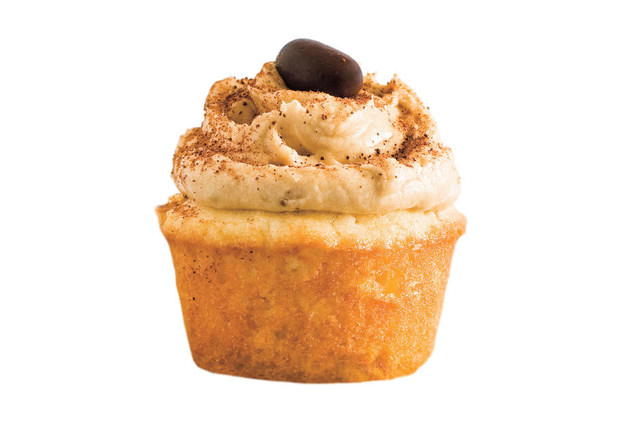 Cupcake Recipes: Cappuccino Cupcakes