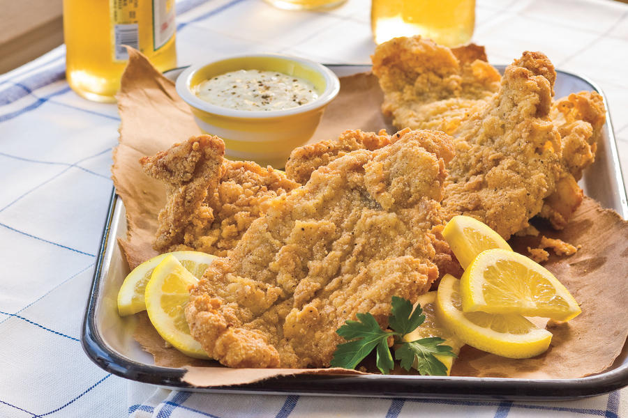 Southern Living Recipe: Classic Fried Catfish