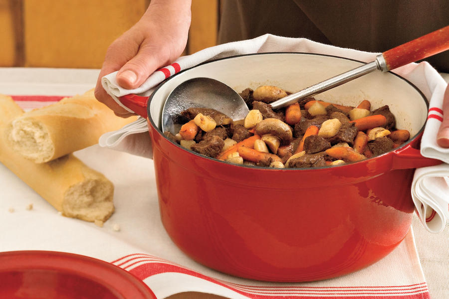Soup Recipes: Red Wine Beef Stew