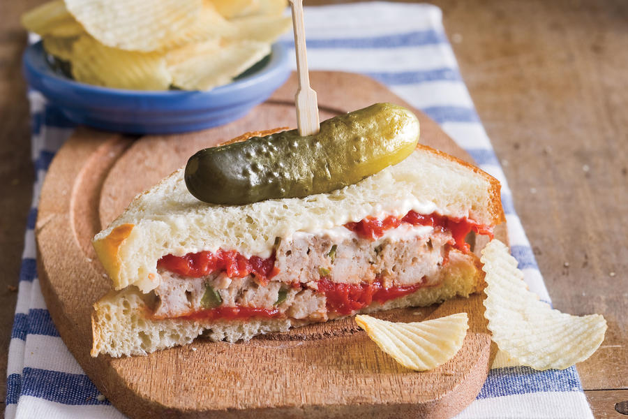 Southern Living Recipe: Better-for-You Turkey Meatloaf
