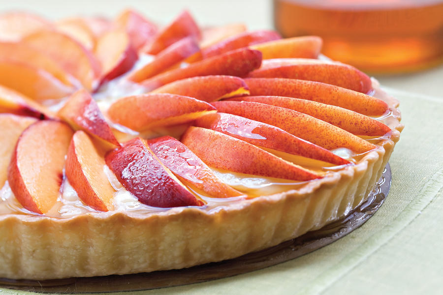 Best Tart Recipes: Nectarine Tart