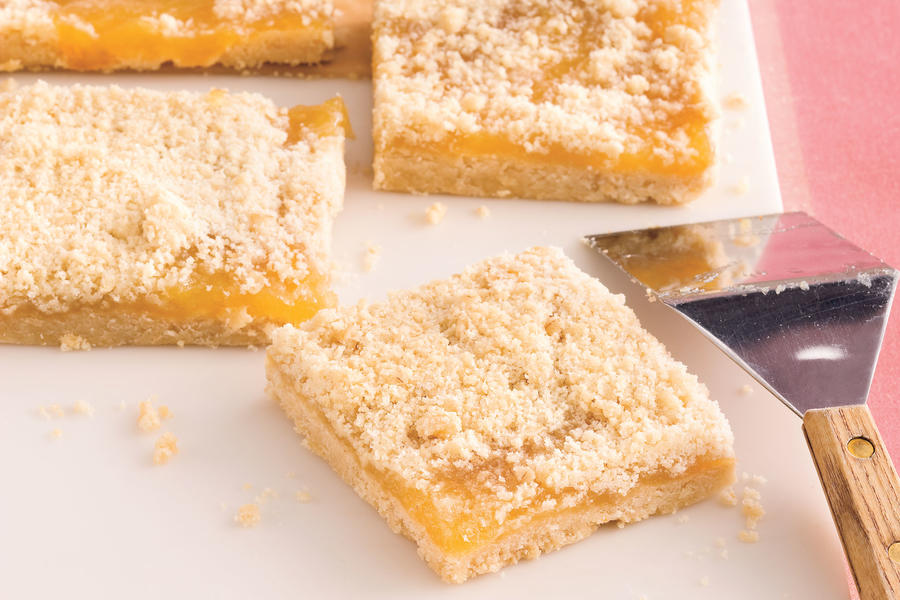 Southern Living Recipe: Lemon Drop Squares