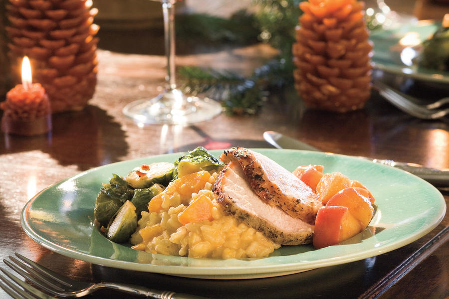pork loin roast with carolina apple compote 26 38 recipe pork loin ...