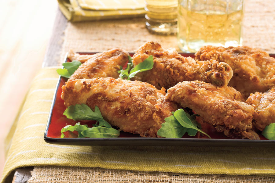 Quick and Easy Southern Recipes: Buttermilk Fried Chicken
