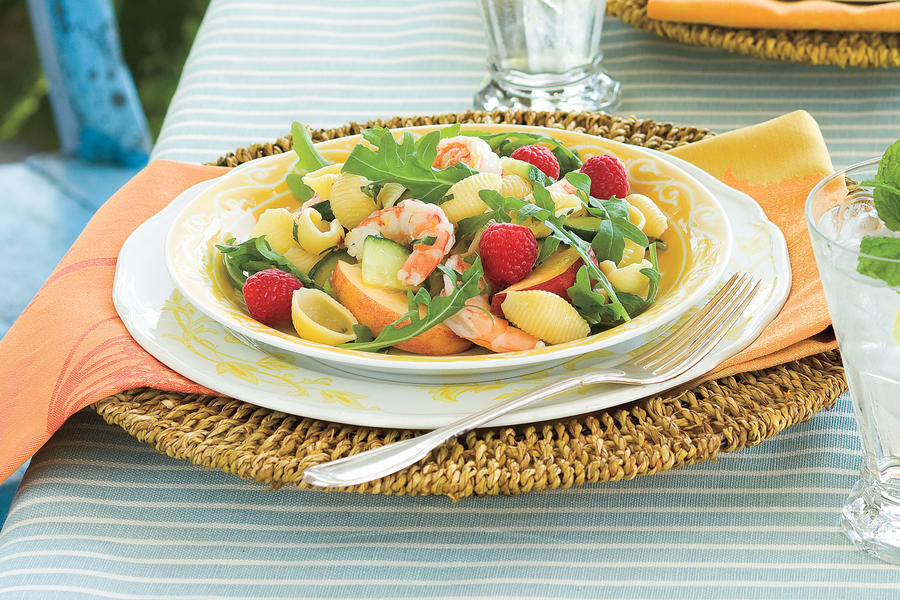 Shrimp-and-Pasta Salad Recipes
