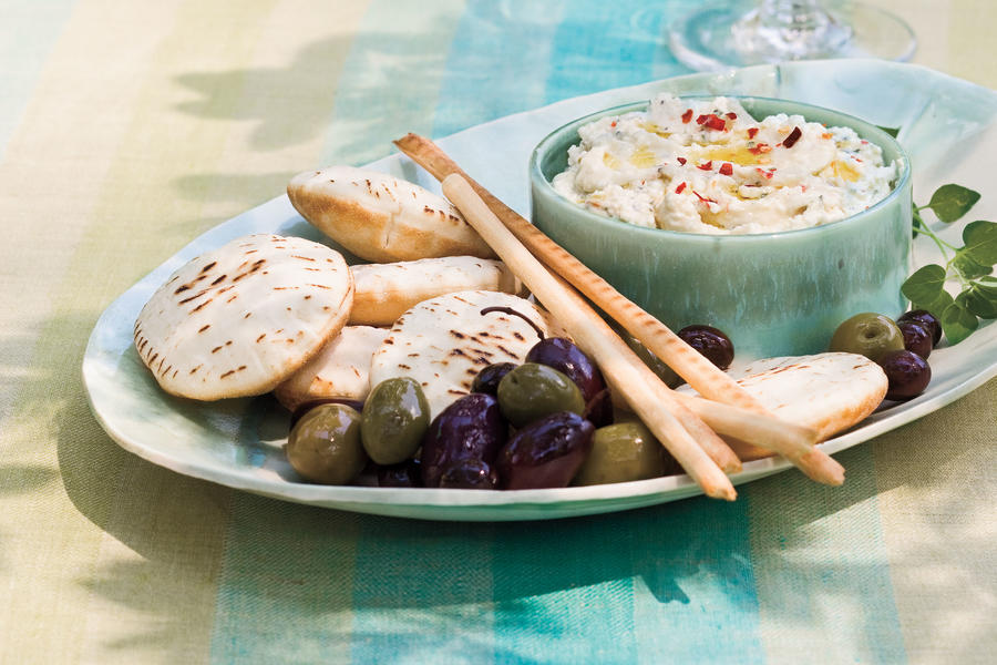 Best Recipes: Feta Spread (Htipiti)