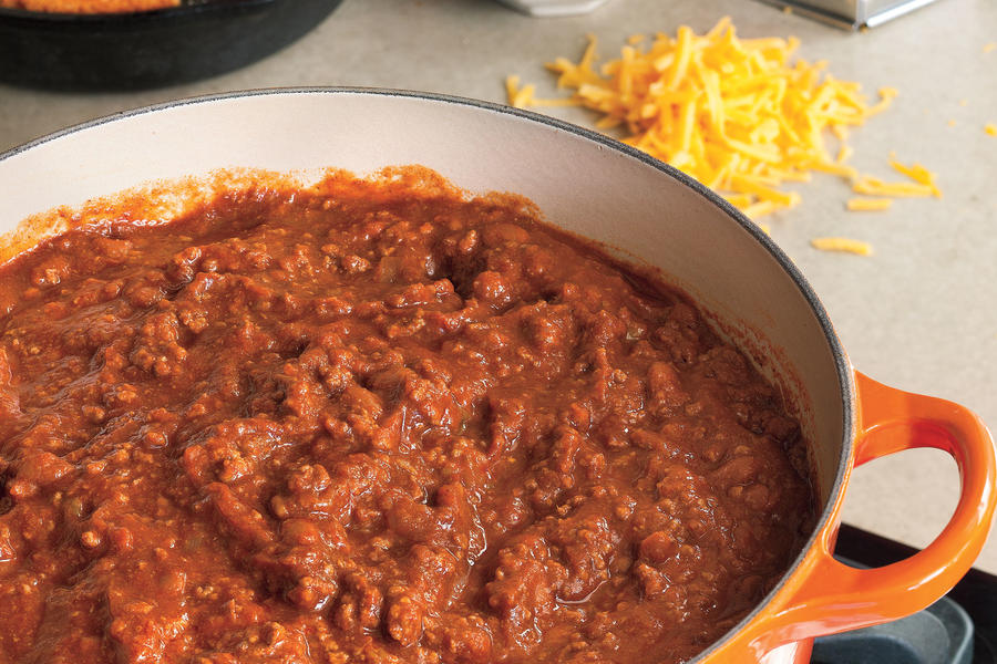 Southern Living Recipe: Game Day Chili