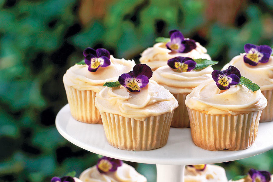 Cupcake Recipes: Cupcakes With Browned Butter Frosting