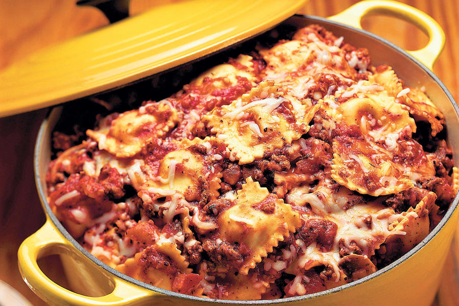 Ground Beef Recipes: One-Pot Pasta