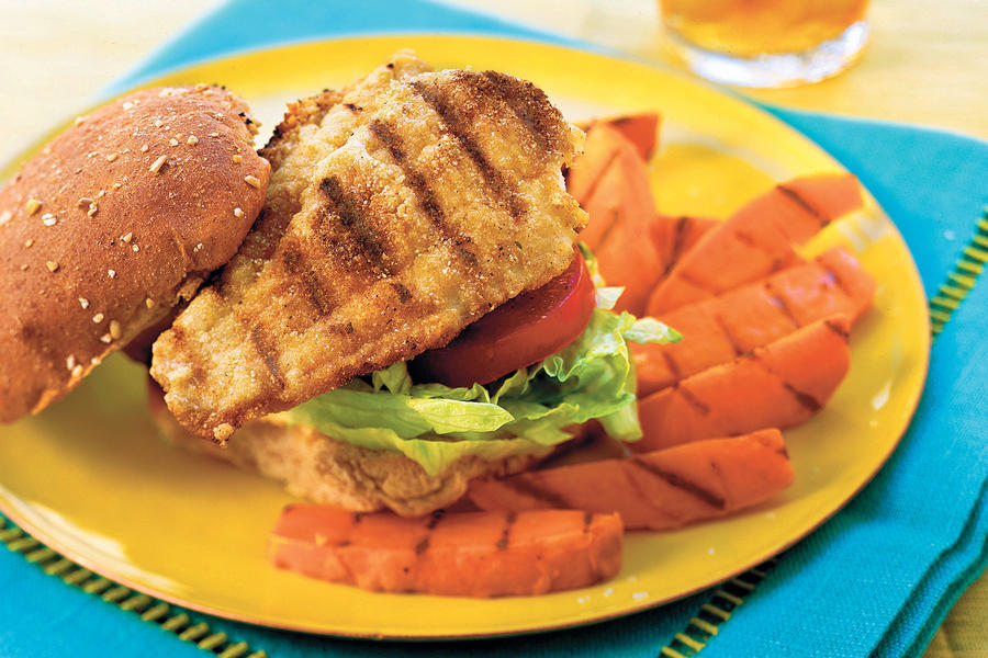 Cumin-Dusted Catfish Sandwich Recipes
