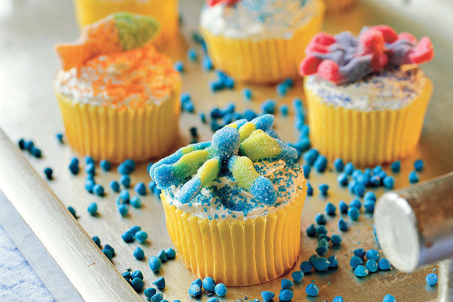 Cupcake Recipes: Lemonade Cupcakes