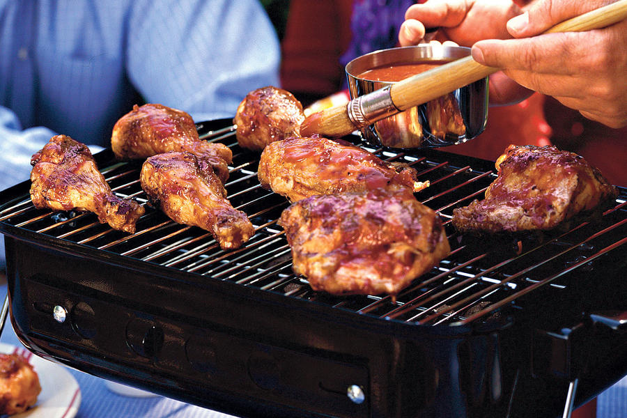 Easy Southern Supper Recipes: Honey Barbecue Chicken